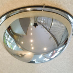 Indoor Full Dome Safety Mirror