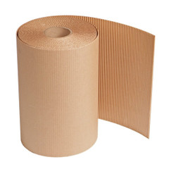 Corrugated Brown Paper Rolls
