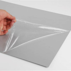 LDPE film with Low Tack Adhesive