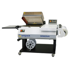 Smipack S560NA - Automatic L-seal hood shrink packer
