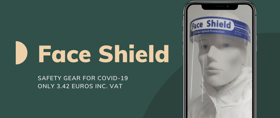 Face Shield for Covid-19